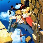laputa: castle in the sky ost (usa version) - joe hisaishi