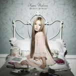 aitakute aitakute (single) - kana nishino
