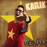 nguoi viet nam (single 2012) - karik
