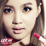 first love part. 1 - lee hi