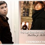 tra lai cho em mot uoc mo (single 2012) - linh lam, it's lee