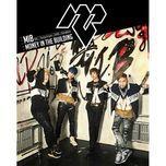 money in the building (2nd mini album) - m.i.b