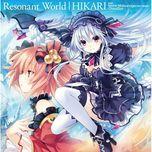 resonant world / hikari (single) - maho matsunaga, choucho