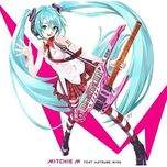 the greatest idol - mitchie m, hatsune miku
