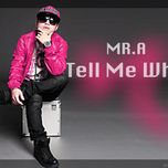 tell me why (single 2011) - mr. a
