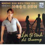 loi to tinh de thuong - ngoc son