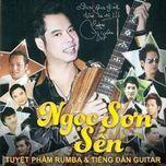 tuyet pham rumba va tieng dan guitar: sen (2013) - ngoc son