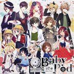 babypod - vocaloidp x utaite collaboration collection - nico nico douga