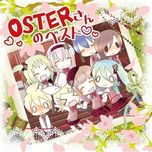 oster-san no best - oster project, hatsune miku