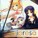 little busters! / kud wafter - piano arrange album 'ripresa' - hoa tau, piano