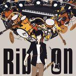 rib on (1st album) - rib