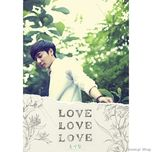 love love love (vol. 1) - roy kim