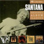 original album classics (5cd) - santana