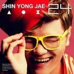 '24′ (1st solo mini album) - shin yong jae (4men)