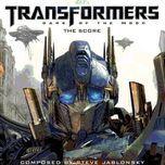 transformers: dark of the moon (the score) - steve jablonsky
