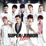 hero (1st japanese album) - super junior