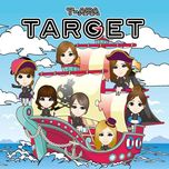target (japanese single) - t-ara