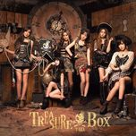 treasure box - t-ara