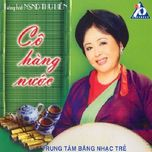 co hang nuoc - thu hien