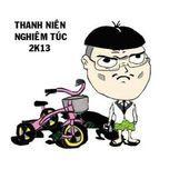 thanh nien nghiem tuc (single 2013) - tronie ngo, kay tran