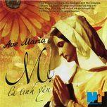 ave maria me la tinh yeu (2012) - v.a