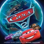 cars 2 ost (cd 1) - v.a