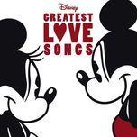 disney's greatest love songs (2008) - v.a