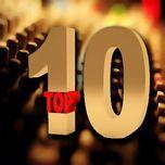 giai thuong top 10 ca khuc (hongkong) (2013) - v.a