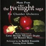 music from the twilight saga for chamber orchestra (2011) - v.a