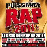 puissance rap (2011) - v.a