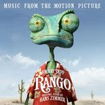 rango: music from the motion picture - v.a