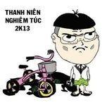 Thanh Niên Nghiêm Túc (2013)
