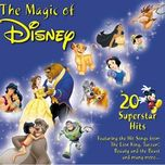 the magic of disney: 20 superstar hits (2002) - v.a