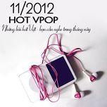 tuyen tap nhac hot v-pop (11/2012) - v.a