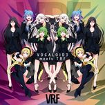 vocaloid3 meets trf - v.a