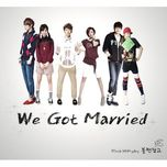 we got married ost - v.a