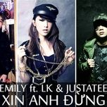 xin anh dung (single 2011) - v.a
