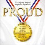 proud - v.a