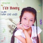 tham chu cuoi - yen huong