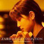 zard single collection - 20th anniversary (cd3) - zard