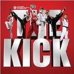 the kick ost (2011) - ze:a