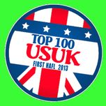 top 100 us-uk songs mid-year 2013 - v.a