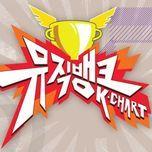 kbs music bank (13/12/2013) - tasty, history, younha, koyote