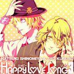 uta no prince sama happy love song 3 - kishou taniyama, hiro shimono