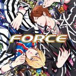 force - clear, nero