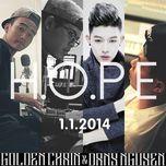hope (single) - dany nguyen, golden chain