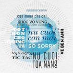 nu cuoi con mai (vol cuoi) - wanbi tuan anh
