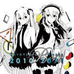 sevencolors works 2010-2011 best - sevencolors, hatsune miku, megurine luka, gumi