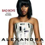 bad boys (single) - alexandra burke, flo rida
