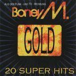 gold (20 super hits) - boney m.